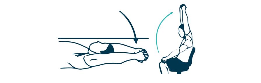 front elevation exercise melboure shoulder surgery
