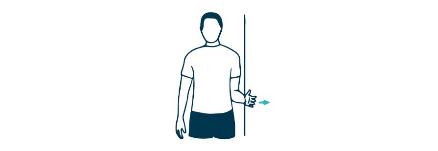isometric shoulder exercised shoulder external rotation