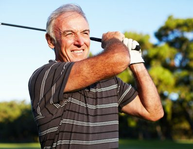 Common golfing shoulder injuries and how to avoid them